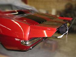Ed Quay Race Cars Spoilers